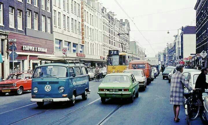 Kinkerstraat jaren zeventig
