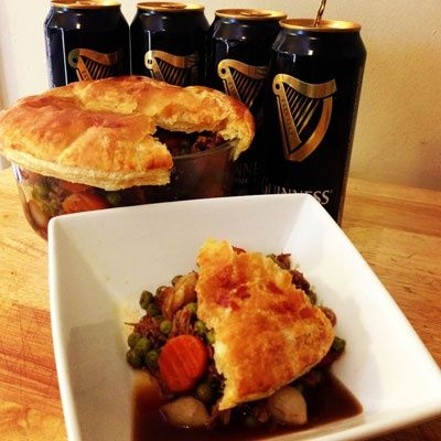 Bangers And Colcannon With Guinness Onion Gravy Recipe — Dishmaps