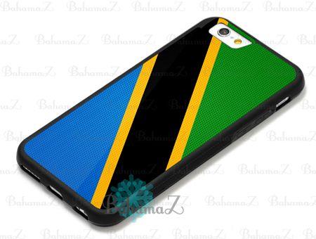 DRAPEAU TANZANIE TANZANIA FLAG iPhone 6 Case Cover