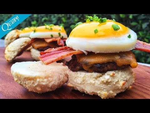 Quest Nutrition Protein Biscuit Sliders | The Bloq