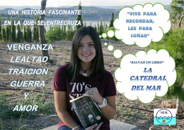 """Paula es """"La catedral del mar"""""""