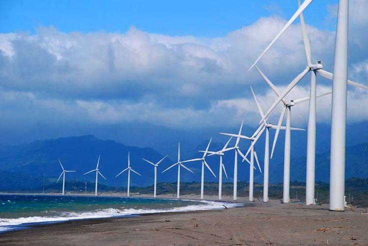 Soonest! <3 -Bangui Windmills in Bangui, Ilocos Norte