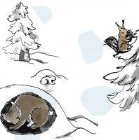 Eläinten talvi