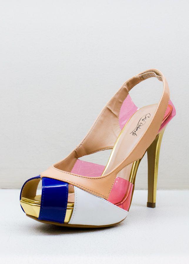 CrisRoberto  sandália  shoes  shoelovers  saltoalto 3c4ec6295d8b