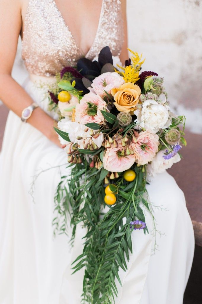 Autumn Elegance Wedding | Reign Magazine, Photos by Rachel Havel