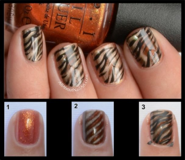 Tiger Nail Art Tutorial - The 25+ Best Tiger Nail Art Ideas On Pinterest Tiger Stripe