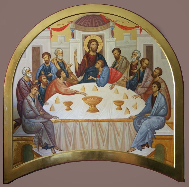 influence on the last supper painting The last supper, leonardo da vinci's monumental masterpiece breathes life into the subject of christ's last meal before his crucifixion  painting mediums on the .
