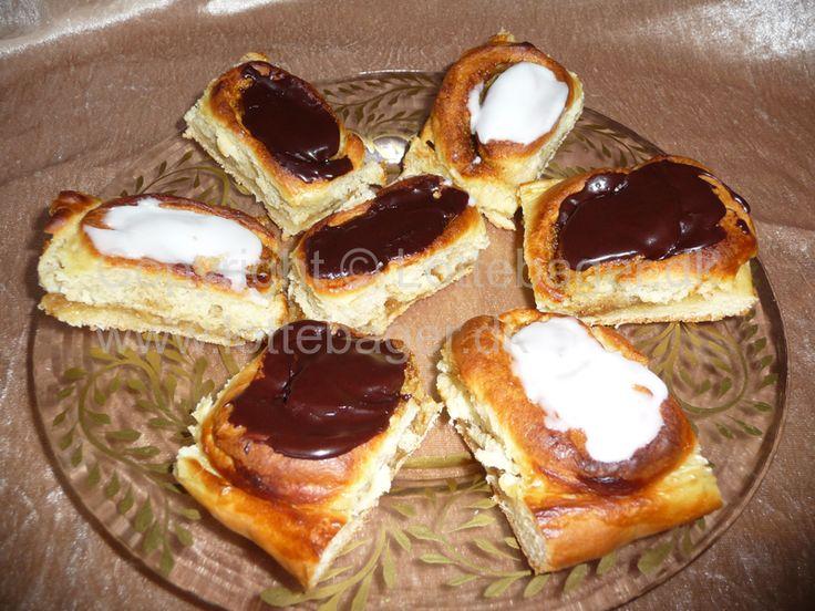 Kunne du lide denne kage, vil du ogs&aring elske: Chokoladekage med chokoladecreme Fastelavnsboller med flødeskum og creme Brunsviger Bacon drømmekage Franskbrød