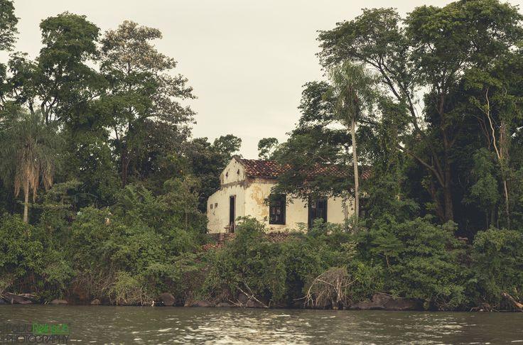 La casa del monte, Posadas Misiones, AR / por Pablo Reinsch en 500px