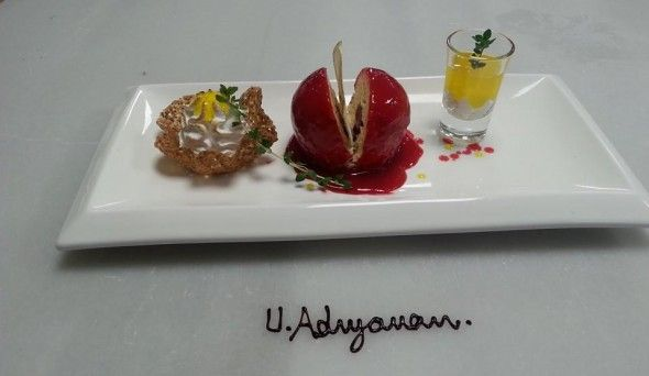 Chef Ugur Adıyaman