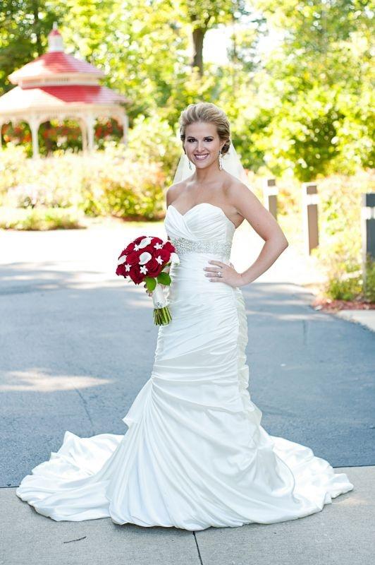 Sottero & Midgley Adorae : wedding dress ivory maggie sottero sottero midgley Front Of Dress