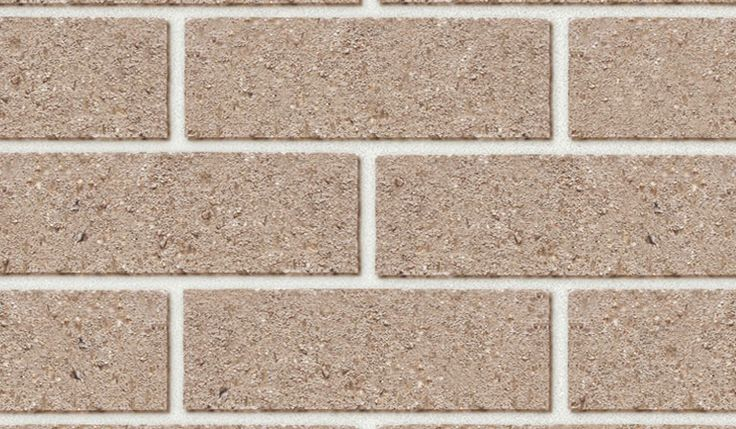 Austral Everyday Life Bricks - Engage (dull grey brown) $1022 current batch much darker