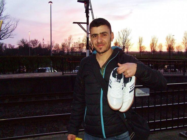 Vluchteling Safwan Saab: ''Grou is mijn thuis geworden''