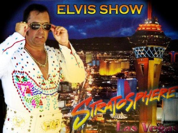 Egy fantasztikus Elvis show - élőben [Pepita Hirdető]
