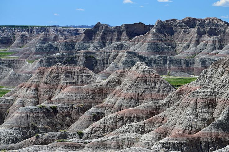 Badlands National Park - Badlands National Park, South Dakota, USA