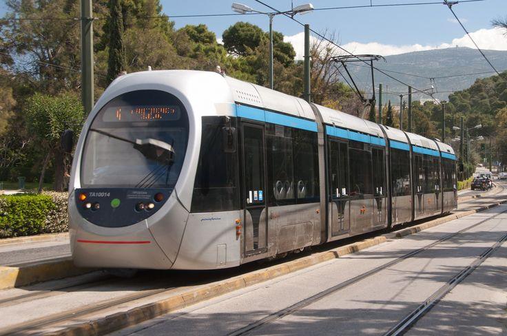 Athens tram