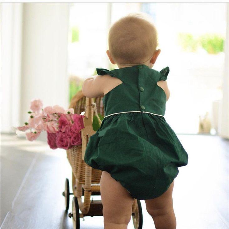 Оптовая бутик модной одежды детские ползунки уникальный дизайн дышащий ребенка ползунки