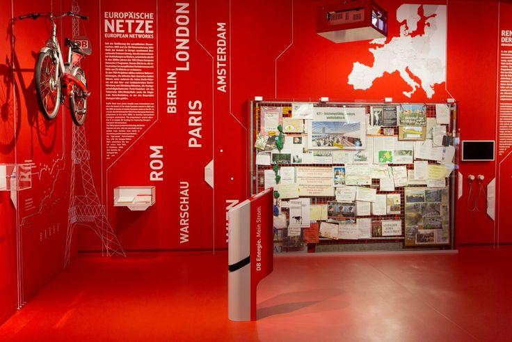 chezweitz | DB Museum Nürnberg - Weichenstellung für die Zukunft 1990-2020