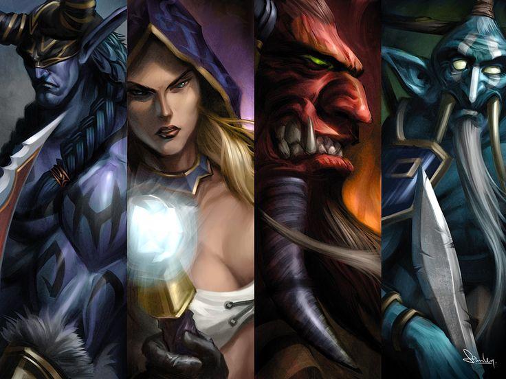Top 10 Dota Heroes For Beginners