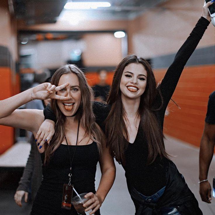 Theresa and Selena