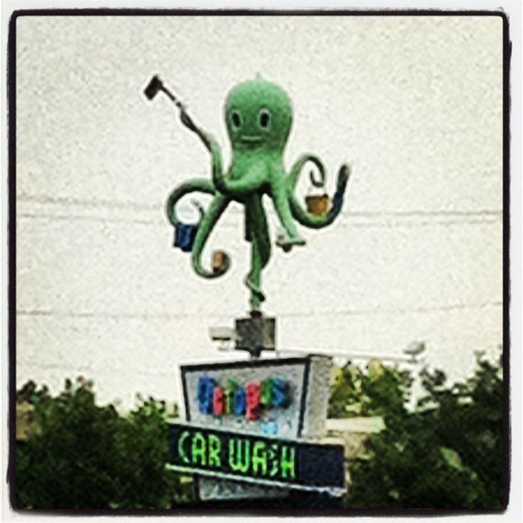 Octopus Car Wash, Madison, WI