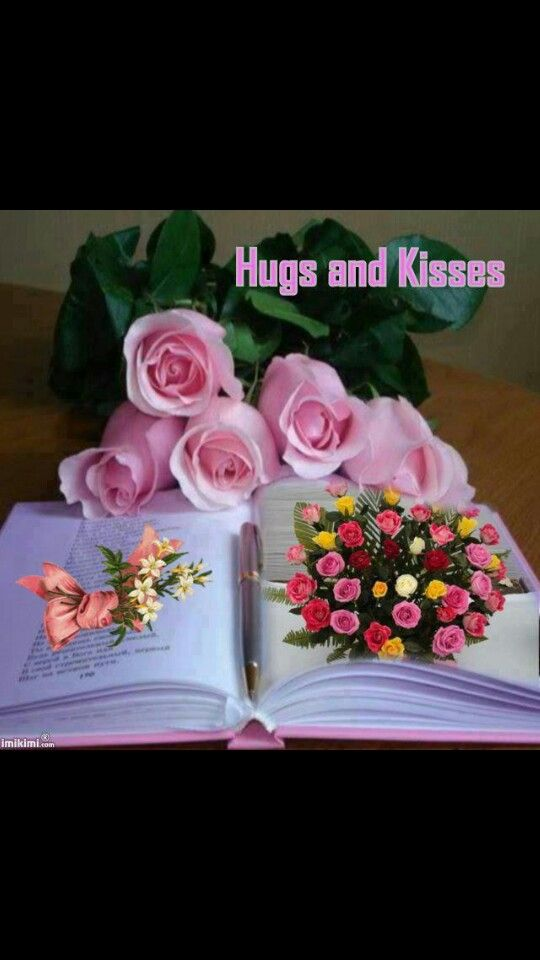 Good Morning Love And Hugs : Good morning hugs and kisses blessings