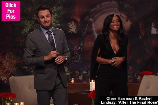 'After The Final Rose' Introduces 4 Of 'Bachelorette' Rachel'sSuitors