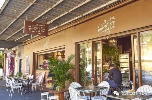 A Brewer's Tale Cafe 听说喜欢Brunch的人都有一颗少女心