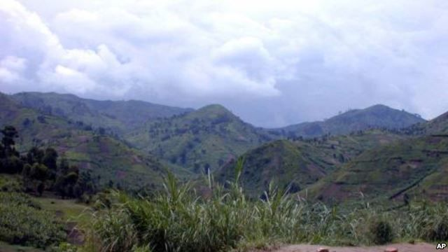 The fertile lands of Masisi in Eastern Congo contain important deposit of coltan, a metal which is needed for computer and mobile phone inte...