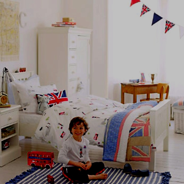 163 Best London Themed Bedroom Images On Pinterest