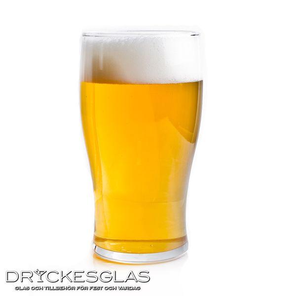Pintglas krökt 6 st 56,8 cl