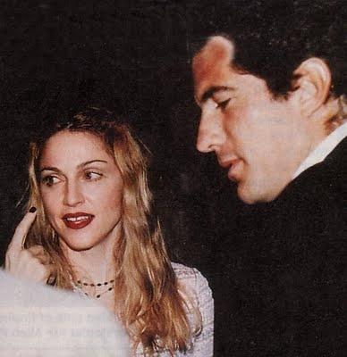 JFK Jr and Madonna