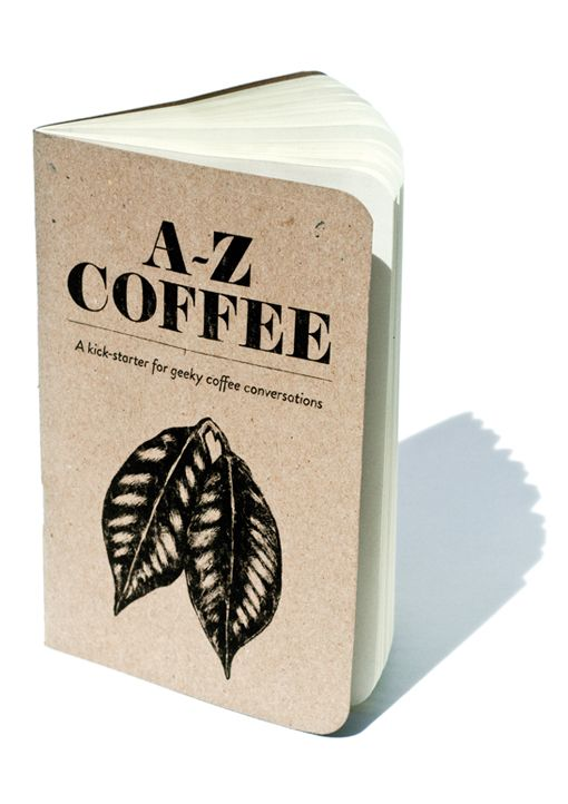 london: a-z coffee book--- where can I find this