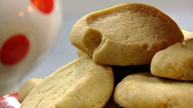 Drømmer eller på svensk: Drömmar. Det er Paul Svenssons favoritt-småkaker.