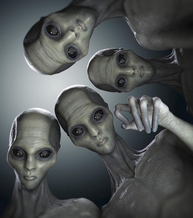 Advanced aliens could 'conquer and colonise' our planet, warns ...
