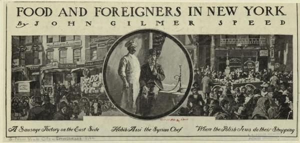 #TeachNYPL #CommonCore #History NYPL Online Exhibition: New York City - Immigrant City http://exhibitions.nypl.org/immigrantcity/