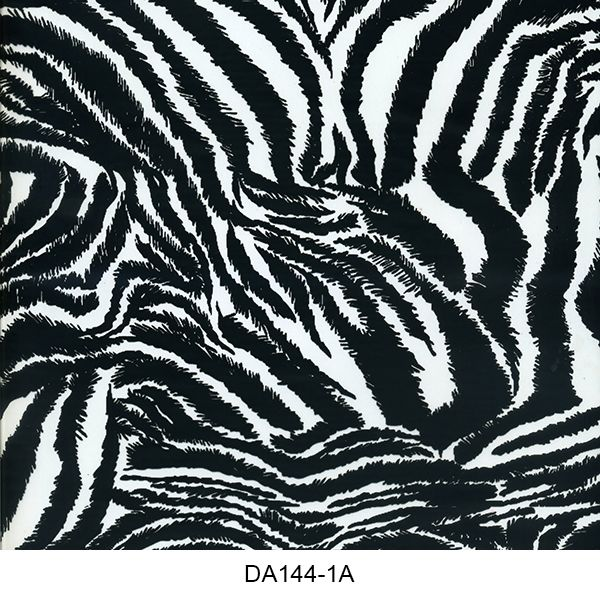 Water transfer film animal skin pattern DA144-1A