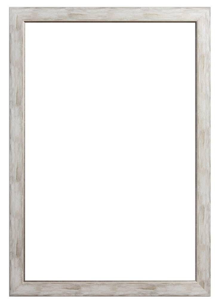 Een grijs-zilveren lijst waar je foto of schilderij prachtig in kan. Kies uit standaard maten of we maken de lijst voor jou op maat. Verder kan je een passepartout en glas toevoegen om het helemaal af te maken.