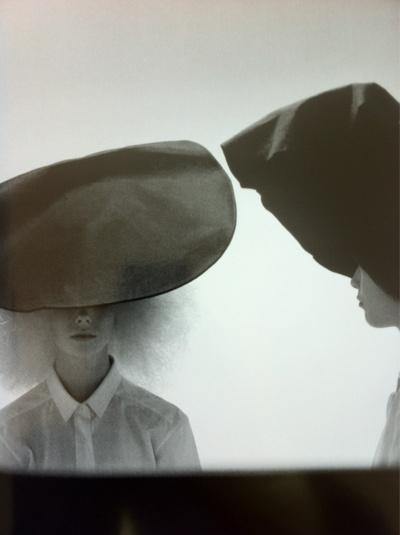 Yohji YAMAMOTO, Automne-Hiver Circa 1996