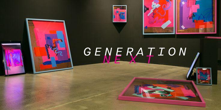 UNSW Galleries branding