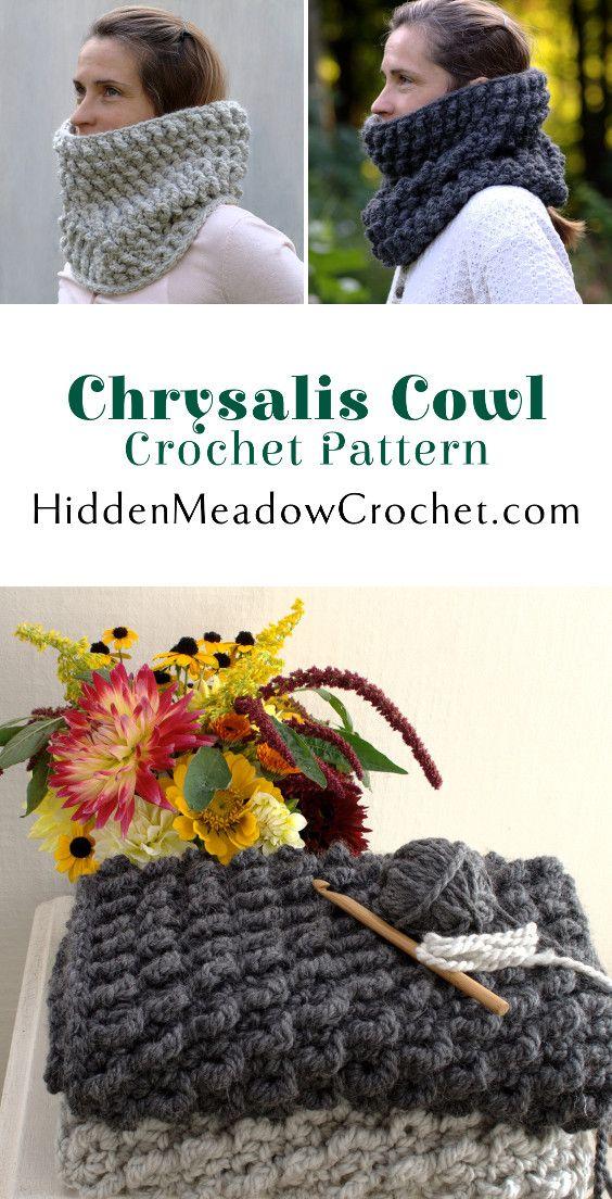 Mejores 42 imágenes de Crochet patterns en Pinterest | Bufandas de ...