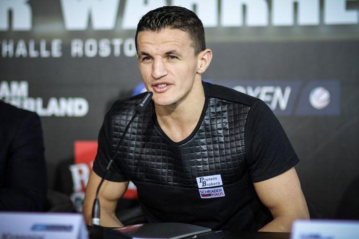 Das Duell der Kronprinzen – Robin Krasniqi und Jürgen Doberstein treffen im Duell um die WBA- / WBO-Inter-Conti-Titel aufeinander Am 15. Juli