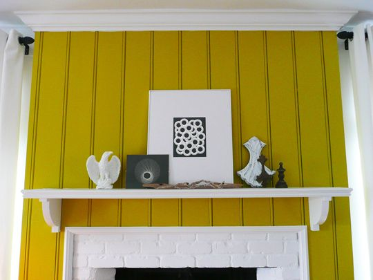 Splash Of Color Roundup: 14 Accent Walls (And 1 Accent Ceiling!) U2014  Apartment Therapyu0027s Home Remedies