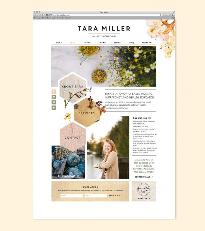 Tara Miller - Smack Bang Designs