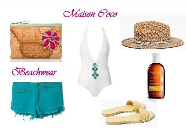 Maison Coco: Beachwear!