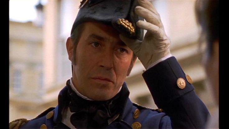 Ciaran Hinds as Captain Wentworth  faints Ciaran Hinds Persuasion