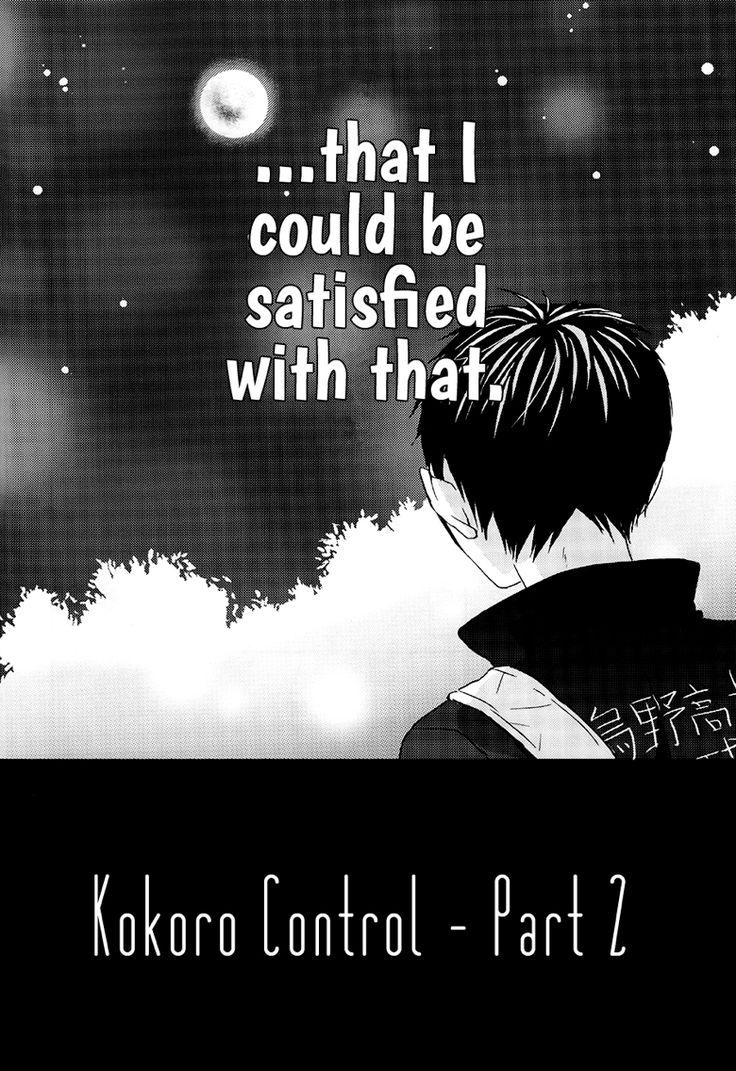[bubunhanten] Haikyuu!! dj – Kokoro Control 2 [Eng]  Page 4 #Haikyuu #Yaoi #Kagehina #kageyama #hinata #doujinshi #amazing #beautiful #love #sweet #happy