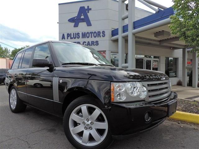2007 Land Rover Range Rover, 72,102 miles, $24,988.