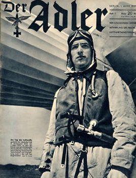 Picture for Der Adler №1 1 Marz 1939
