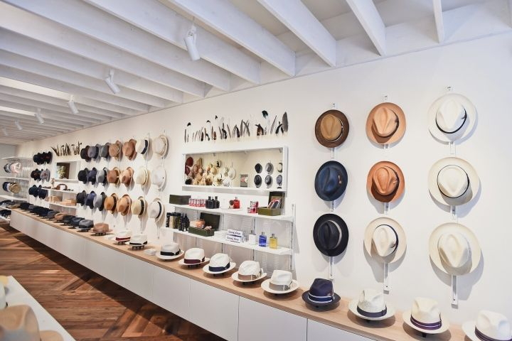 Hats In The Belfry Store By Chrysalis Studio Philadelphia Pa Usa Retail Design Blog Hats In The Belfry Hat Stores Leather Store